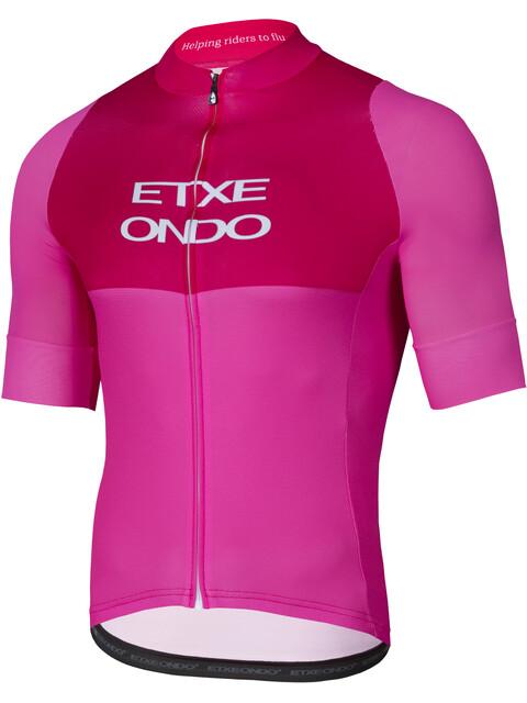 Etxeondo On Training SS Jersey Men pink